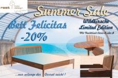 ab € 1.399,00 abzgl. 20% Sommerrabatt