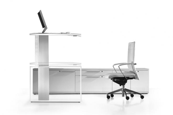 iMove F in Kombination mit einem Sideboard