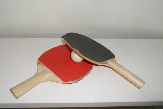 Oder zwischendurch ein kleines Tischtennismatch?