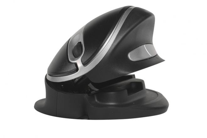 Oyster Vertikalmaus wireless, Winkelung 40 Grad