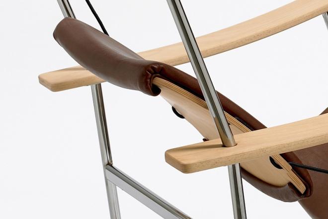 Reflex3, Detail Rückenlehne